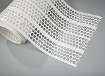 kotband lochplatten kunststoff ekon. Black Bedroom Furniture Sets. Home Design Ideas